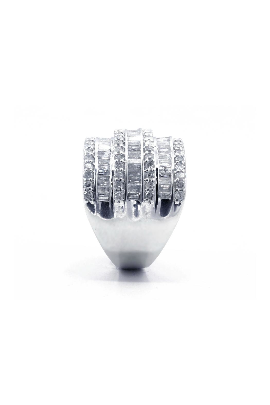6th Borough Boutique 2ct Diamond Ring - Side Cropped Image