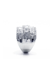 6th Borough Boutique 2ct Diamond Ring - Side cropped