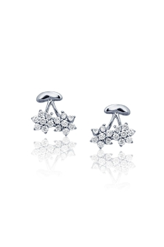 6th Borough Boutique Cherry Blossom Earrings - Product List Image