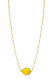 6th Borough Boutique Citrine Harper Necklace - Product Mini Image