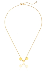 6th Borough Boutique Gold Galaxy Necklace - Product Mini Image