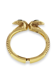 6th Borough Boutique Gold Snake Cuff - Front full body