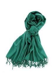 6th Borough Boutique Green Pashmina Scarf - Product Mini Image