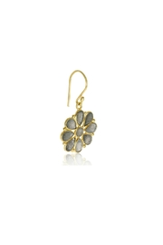 6th Borough Boutique Labradorite Summer Earrings - Side cropped