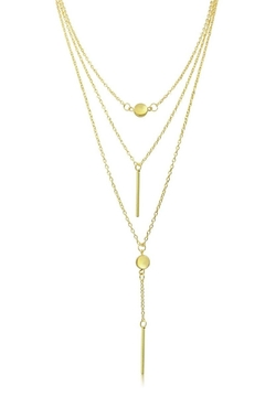 6th Borough Boutique Layered Strand Necklace - Product List Image