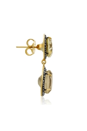 6th Borough Boutique Lemon Gia Earrings - Side cropped