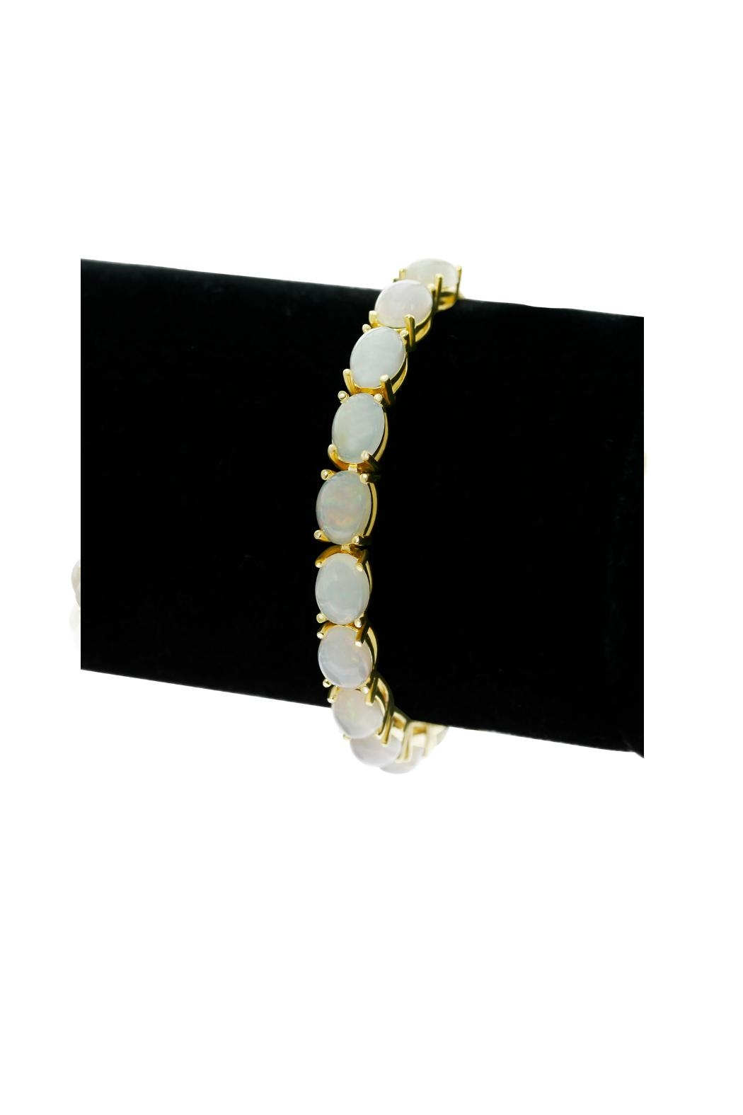 6th Borough Boutique Opal Whitney Bracelet - Front Full Image