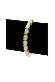 6th Borough Boutique Opal Whitney Bracelet - Front full body