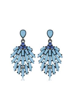 6th Borough Boutique Powder Blue Earrings - Product List Image