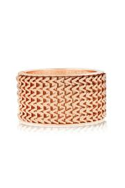 6th Borough Boutique Rose Hinged Cuff - Product Mini Image