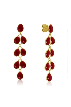 Shoptiques Product: Ruby Maddie Earrings