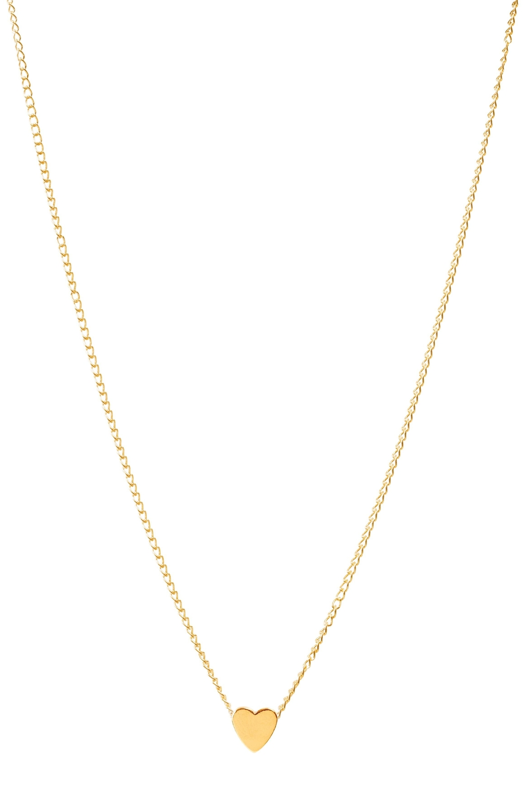6th Borough Boutique Sweetheart Necklace - Main Image