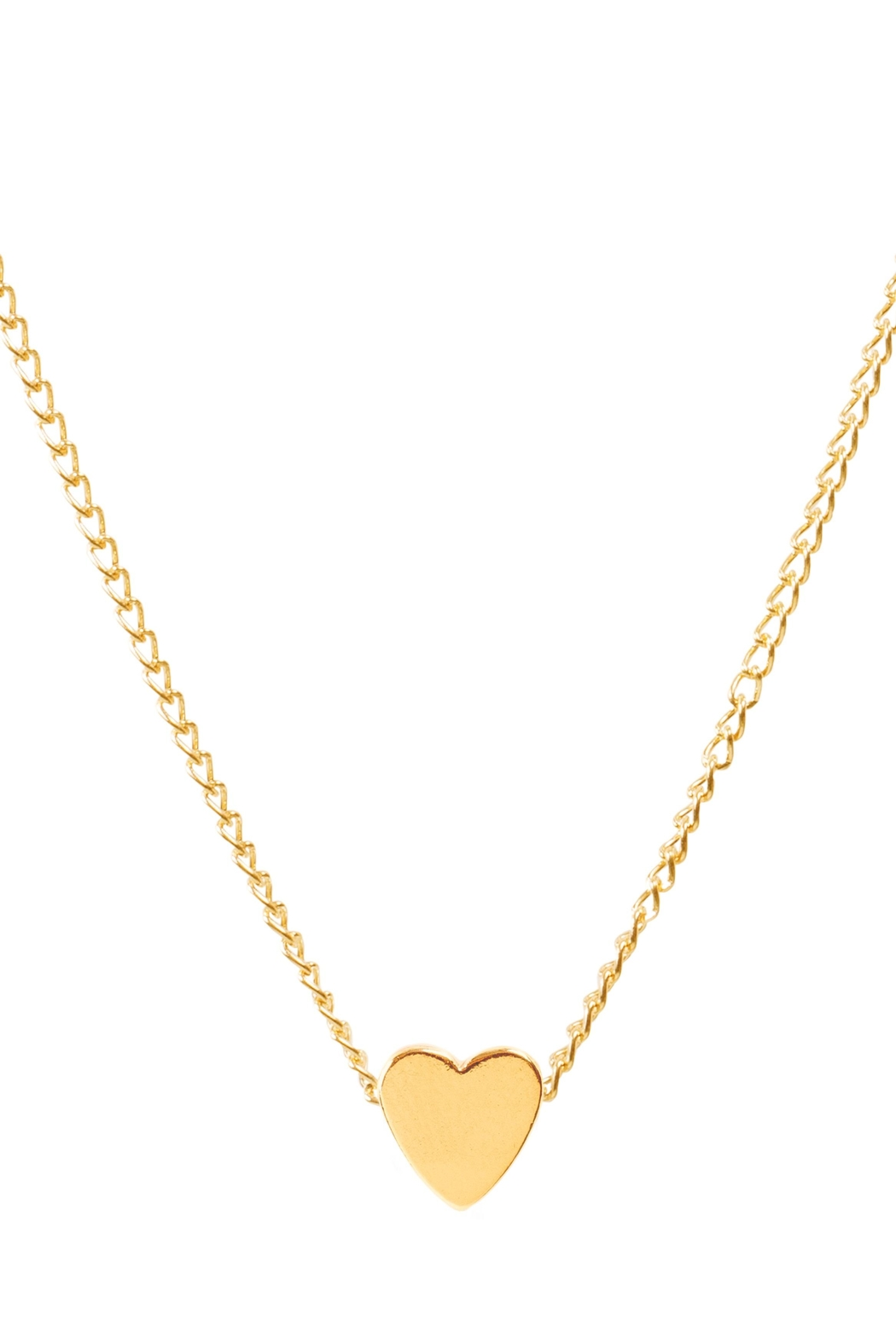 6th Borough Boutique Sweetheart Necklace - Front Full Image