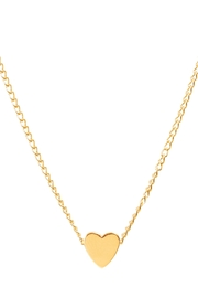 6th Borough Boutique Sweetheart Necklace - Front full body