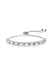 6th Borough Boutique White Topaz Bracelet - Product Mini Image
