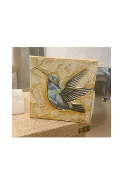 The Birds Nest 6X6 GOLDEN HUMMER - Product List Image