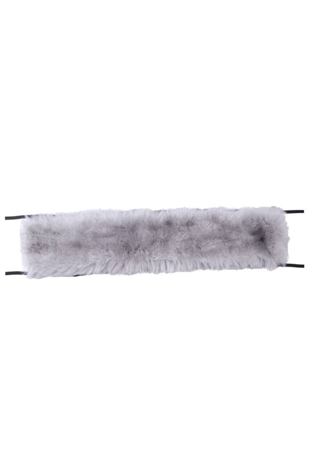 7AM Enfant 7 AM Enfant Faux Fur Marquee Tundra Canopy For Baby Carrier Or Stroller - Side Cropped Image