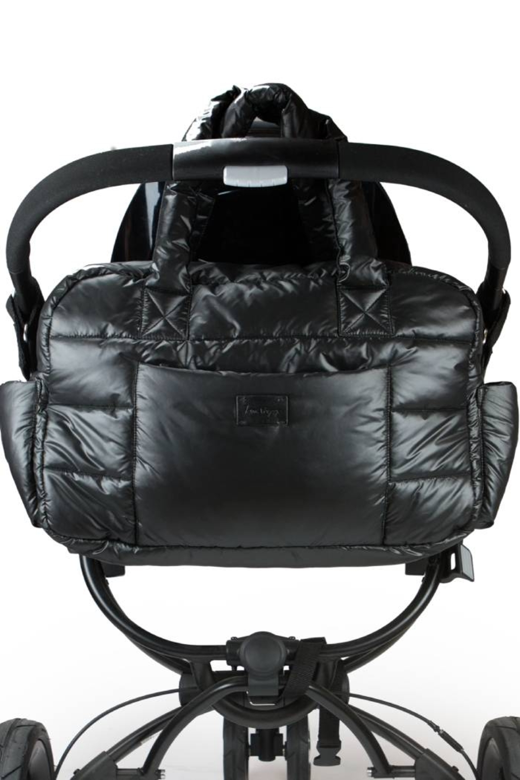 7AM Enfant 7 AM Enfant Premium Soho Satchel Diaper Bag for Fashionable Mothers - Side Cropped Image