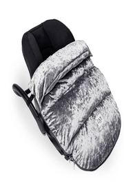 7AM Enfant 7 AM VelvetPOD Baby Carrier For Any Car Seat Or Stroller, Winter Gear (W:19 X D:2 X H:34 Inches) - Side cropped