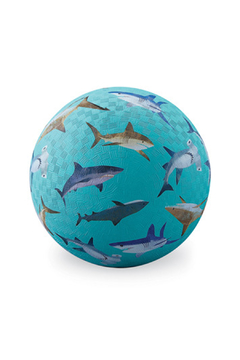 """Shoptiques Product: 7"""" Playball Sharks"""