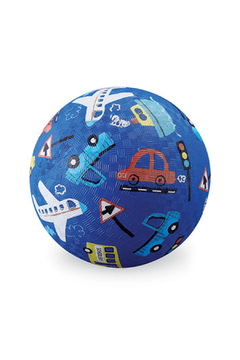 """Shoptiques Product: 7"""" Playball Things That Go"""