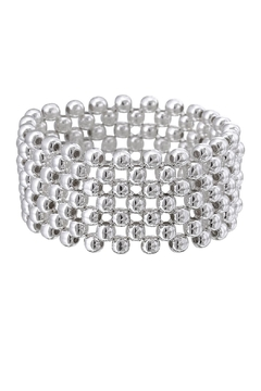 Shoptiques Product: 7 Rows Bracelet