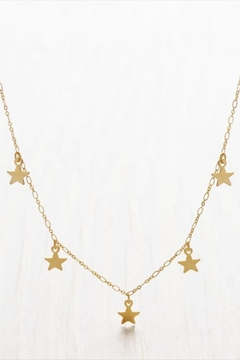 Amano Trading 5 Star Necklace - Product List Image