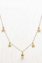 Amano Trading 5 Star Necklace - Product Mini Image