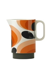 Orla Kiely 70's Flower Pitcher - Product Mini Image