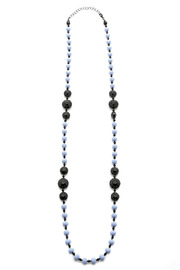Hotcakes Design Gemstone Necklace - Front cropped