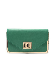 Urban Expressions Seafoam Crossbody - Front cropped