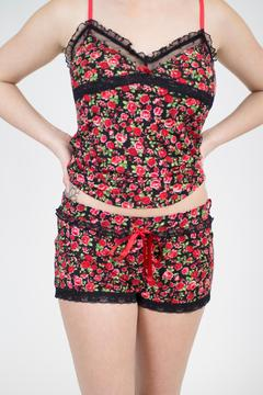 P.J. Salvage Short/cami Pajama Set - Alternate List Image