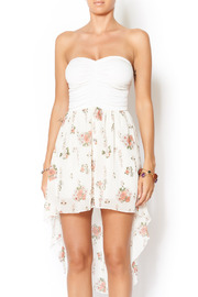 Entro Floral Bottom Dress - Product Mini Image