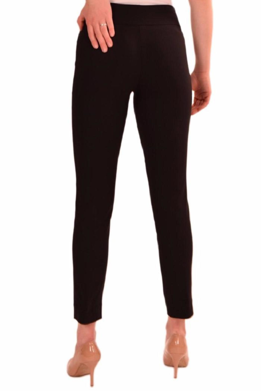 Krazy Larry Solid Pull-On Pant - Side Cropped Image
