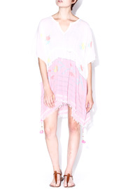 matta Flores Poncho Dress - Product Mini Image