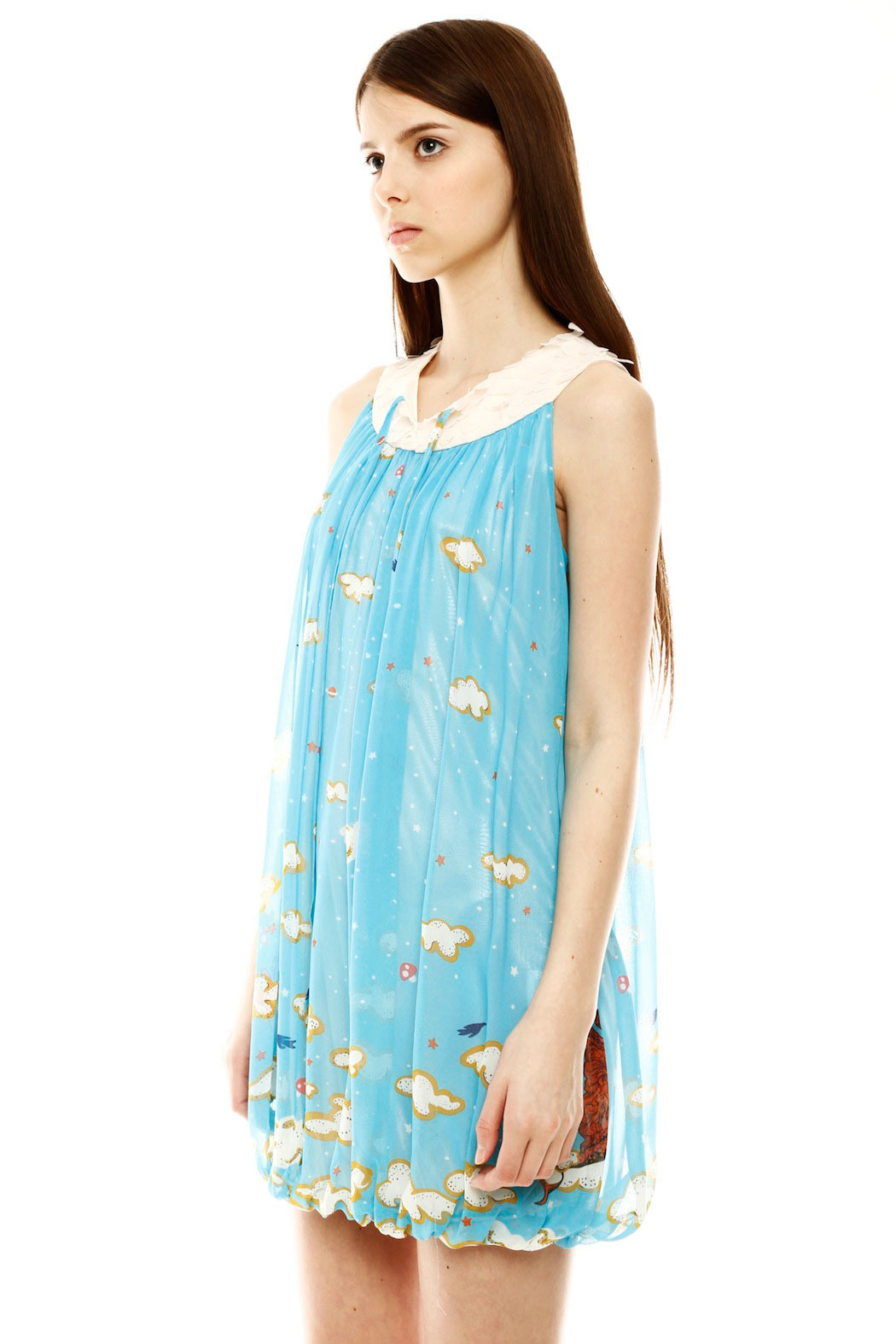 Miss Hoe Dreamy Tunic - Side Cropped Image