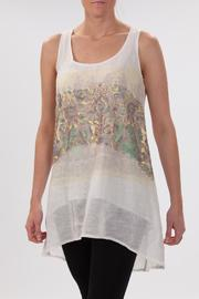 Vintage Concepts Long Tank Tunic - Front full body
