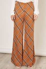 Mustard Seed  70s Style CHECKERED PANTS - Product Mini Image