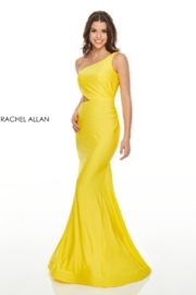 Rachel Allan 7100 - Long Gown - Product Mini Image