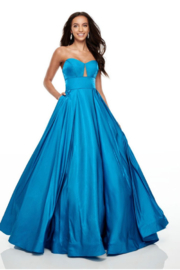 Rachel Allan 7139 - Long Gown - Product Mini Image