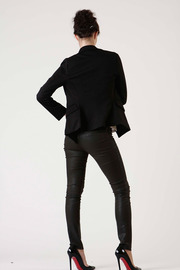 Tuttitrendy Black Suit Jacket - Side cropped