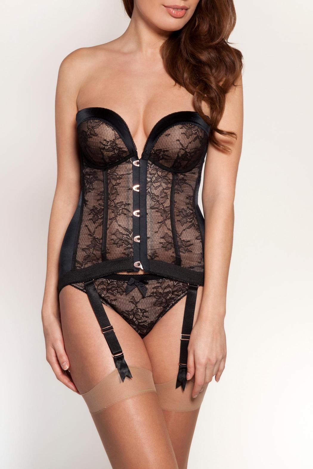 Gossard Retrolution Corset - Side Cropped Image