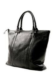 NU Large Lea Bag - Front full body