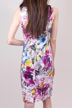 Shoptiques Product: Abstract Print Dress