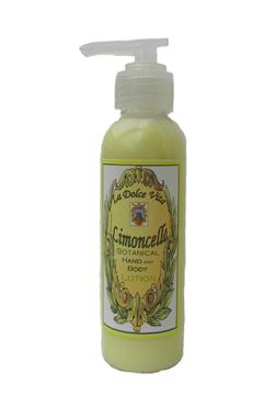 Limoncello Lotion  - Alternate List Image