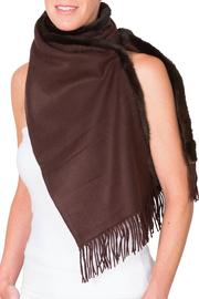 CLAIRE FLORENCE Chocolate Mink Travel - Side cropped