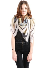 Shoptiques Product: Wool and Silk Scarf