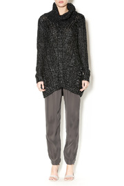 Cecico Long Knit Sweater - Front full body