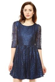 Shoptiques Product: Lace Babydoll Dress