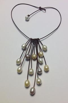 Lily Chartier Pearls Springtime Dangles - Alternate List Image